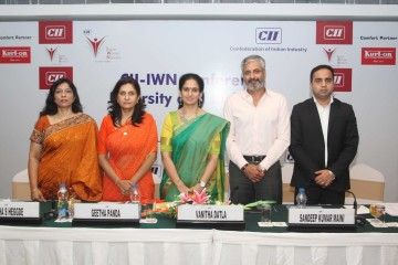 "CII-IWN Conference on ""Diversity and Inclusion"""