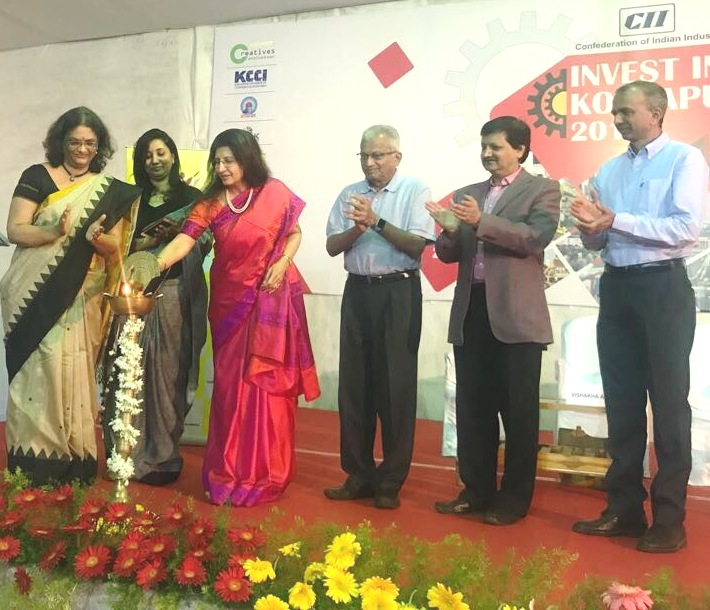 Launch of CII Indian Women Network (IWN) Kolhapur Chapter