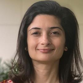 Ms Zia N Sawhney