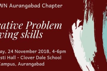 CII IWN Aurangabad Chapter - Session On Creative Problem Solving Skills