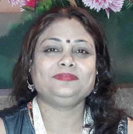 Ms Happy Mukherjee