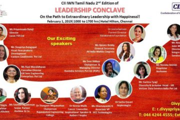 CII IWN Tamilnadu 2nd Edition of Leadership Conclave