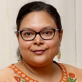 Ms Priyamvada Balaji
