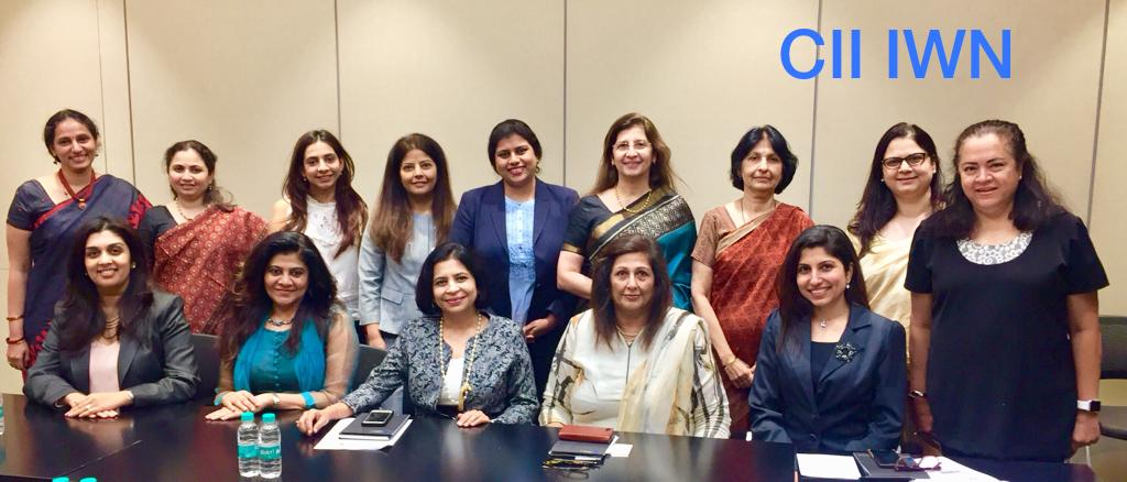 CII IWN Maharashtra Chapter – Roundtable Interaction for #IWD2019 on Gender Stereotyping