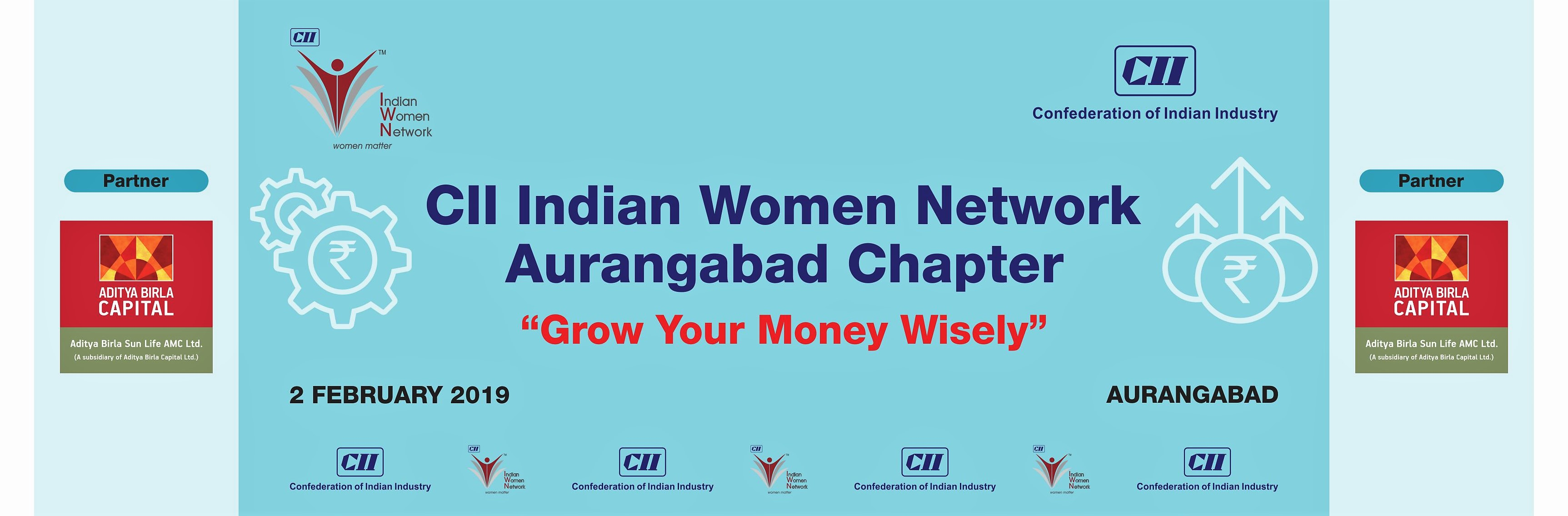 CII IWN Aurangabad Chapter - Session on Grow Your Money Wisely