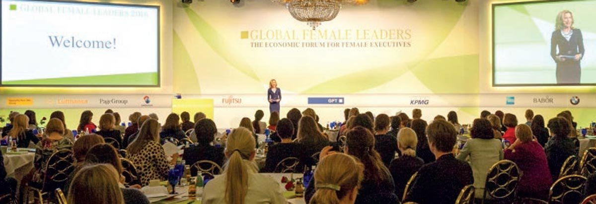 5th Edition of GLOBAL FEMALE LEADERS