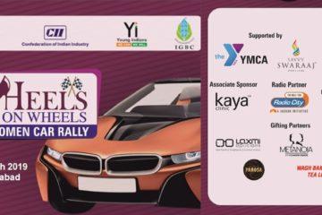 Heels On Wheels - All Women Car Rally