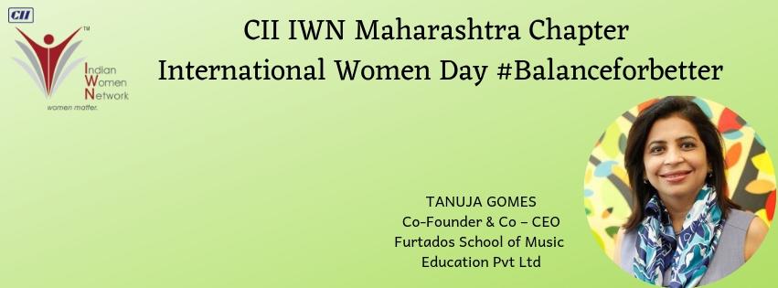 CII IWN Maharashtra Chapter - International Womens Day #Balanceforbetter