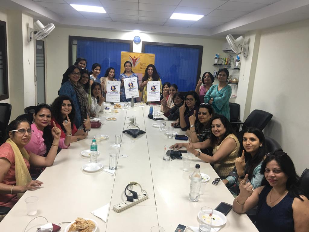 CII IWN Madhya Pradesh supports Show the Ink Campaign
