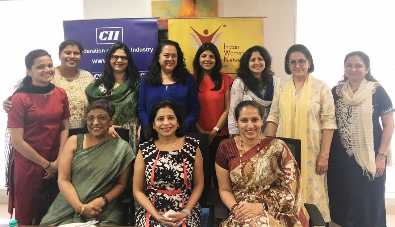 First Meeting of CII IWN Maharashtra Chapter  Steering Council 2019-20