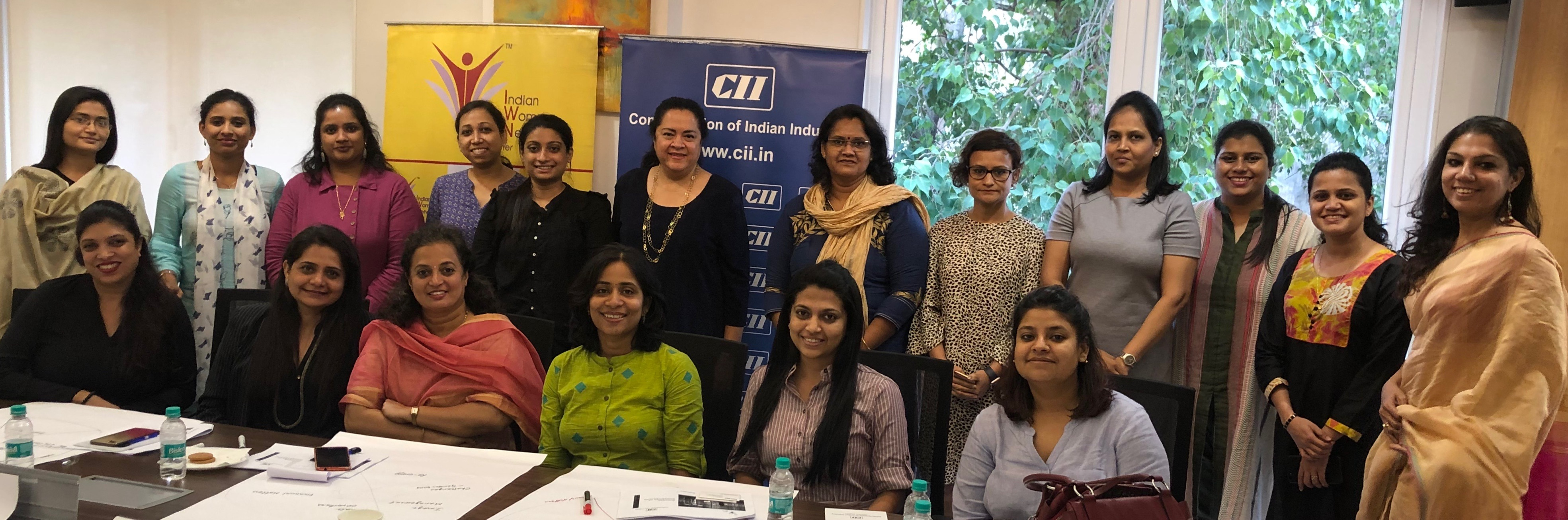 CII IWN Maharashtra Chapter - Workshop on Success Strategies for Women Executives