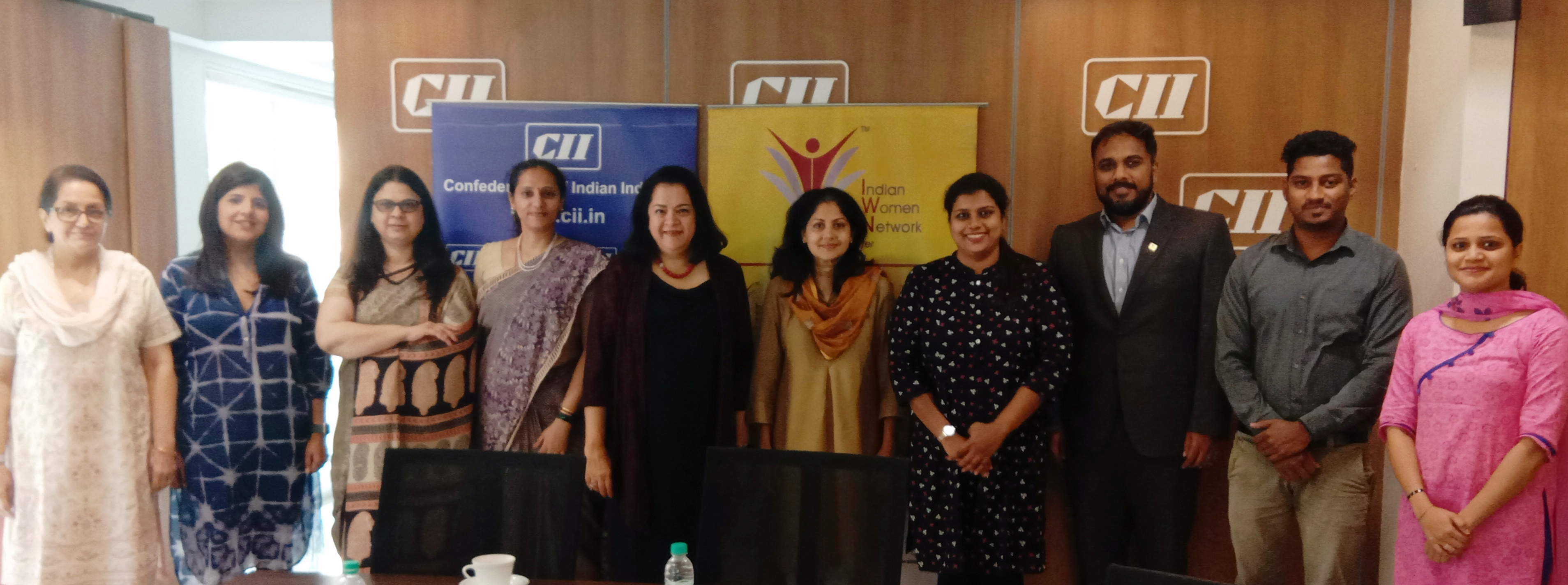 Second Meeting of CII IWN Maharashtra Chapter Steering Committee 2019- 2020