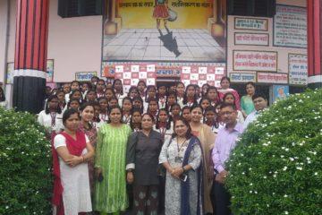 CII-Indian Women Network (IWN) Jharkhand Chapter installs Sanitary Napkin Incinerator at Kasturba Gandhi Balika Vidyalaya in Potka