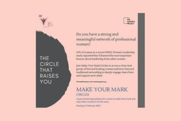 MAKE YOUR MARK CIRCLES exclusively for Women