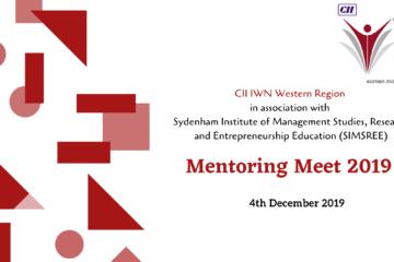 CII IWN Western Region - Mentoring Meet 2019