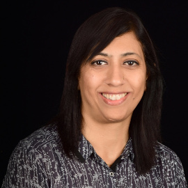 Ms Anupama V