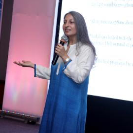 Ms Natasha Pratap