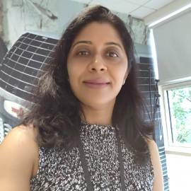 Ms Priya K