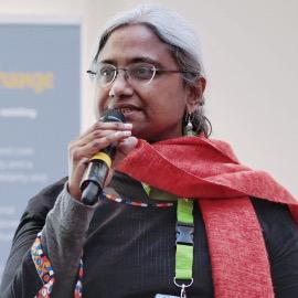 Ms Shubha Chacko