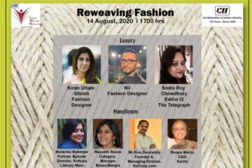 CII IWN WB - Session on Reweaving Fashion
