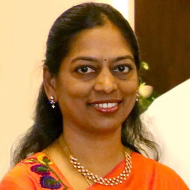 Ms Uma Sekar