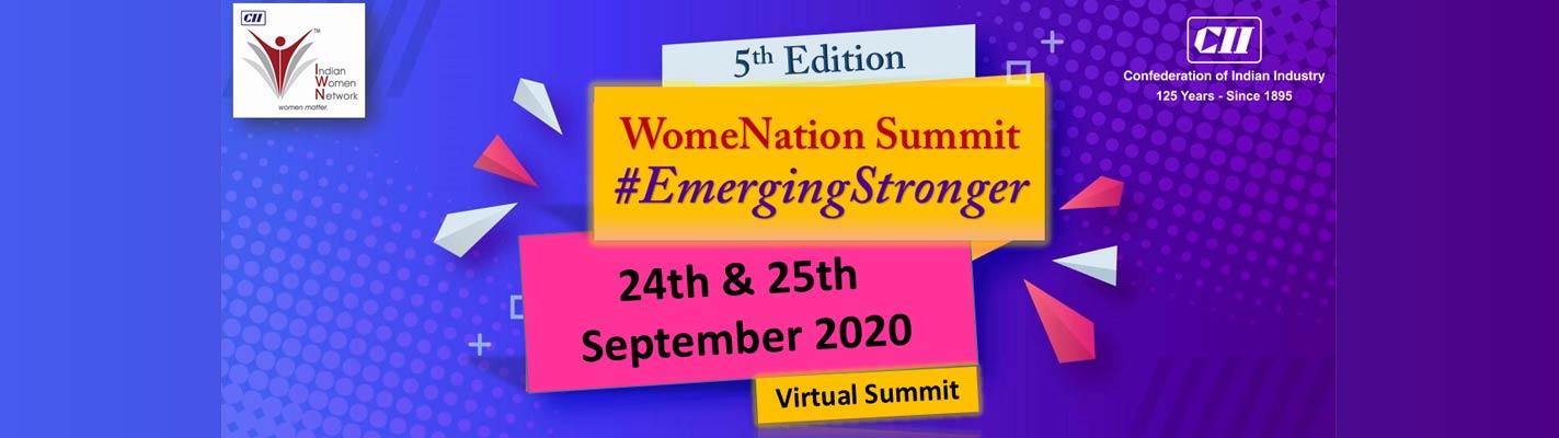WomeNation Summit 5th Edition