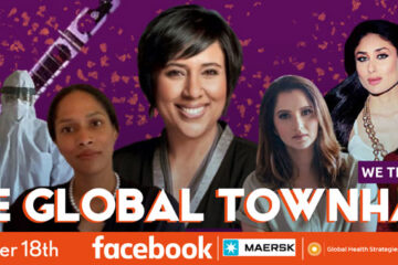We the Women, The Global Townhall
