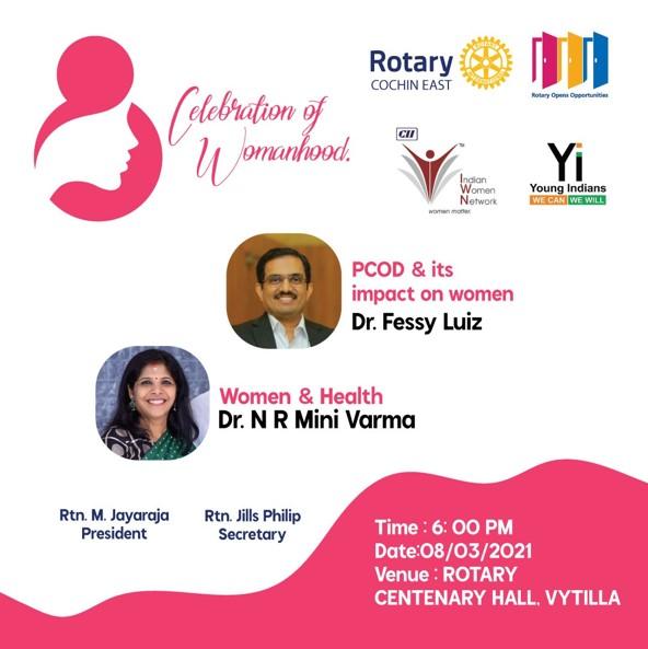 CII IWN Kerala Session on Celebration of Womenhood