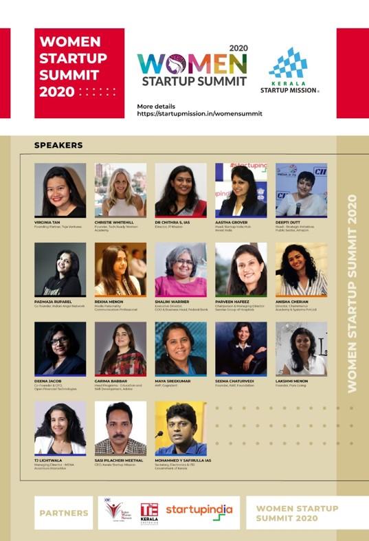 CII IWN Kerala Women Startup Summit 2020