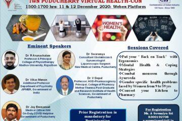 IWN Puducherry Virtual Health-Con