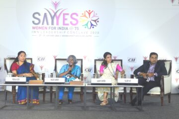 Say Yes: Women for India@75 IWN Leadership Conclave